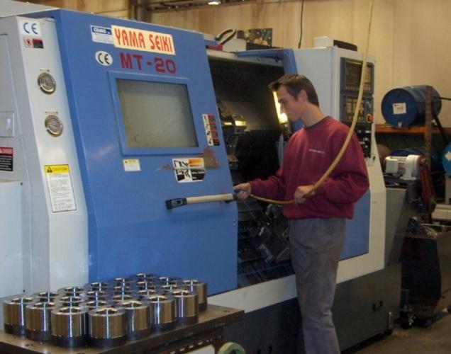 SATMO-MECA : small and medium series in the brake industry